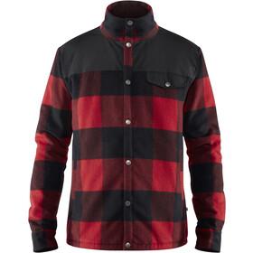 Fjällräven Canada Wool Padded Jacket Men red